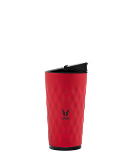 Velvet Red Water Bottle