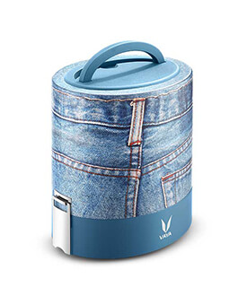 Denim Lunch box