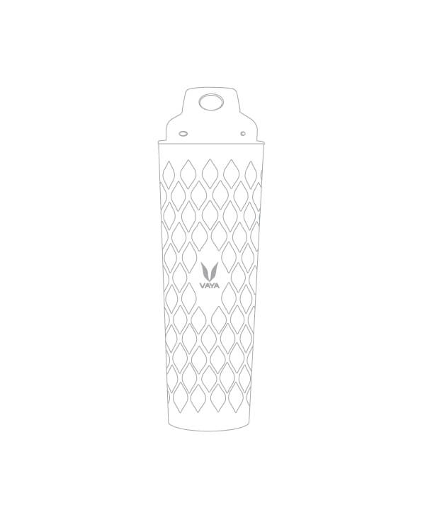 Graphite Water Bottle